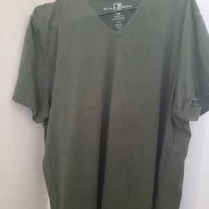 Army Green Men XL Shirt